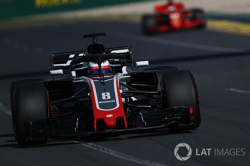"Alonso says ""Ferrari replica"" Haas' pace no surprise"