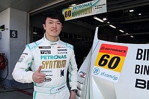 GT300デビューの宮田莉朋「まずは参戦できることに感謝したい」