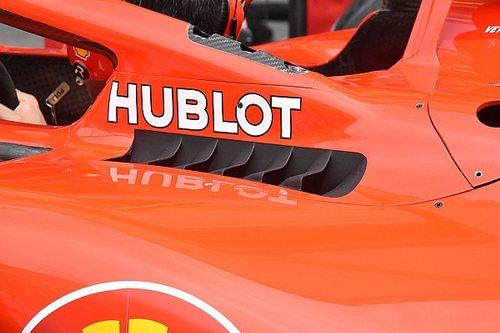Ferrari: branchie con cinque flap dalla forma ad ala di gabbiano