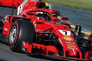 Raikkonen califica la brecha contra Mercedes como mayor de lo esperado