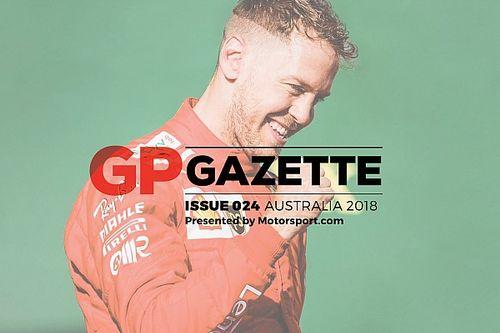 Issue #24 of GP Gazette is now online