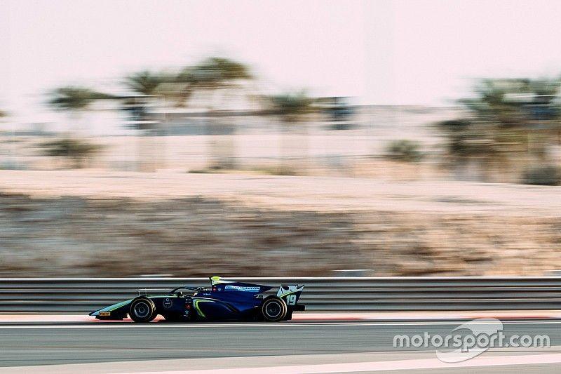 Bahrain F2: Norris dominates opener in Carlin 1-2