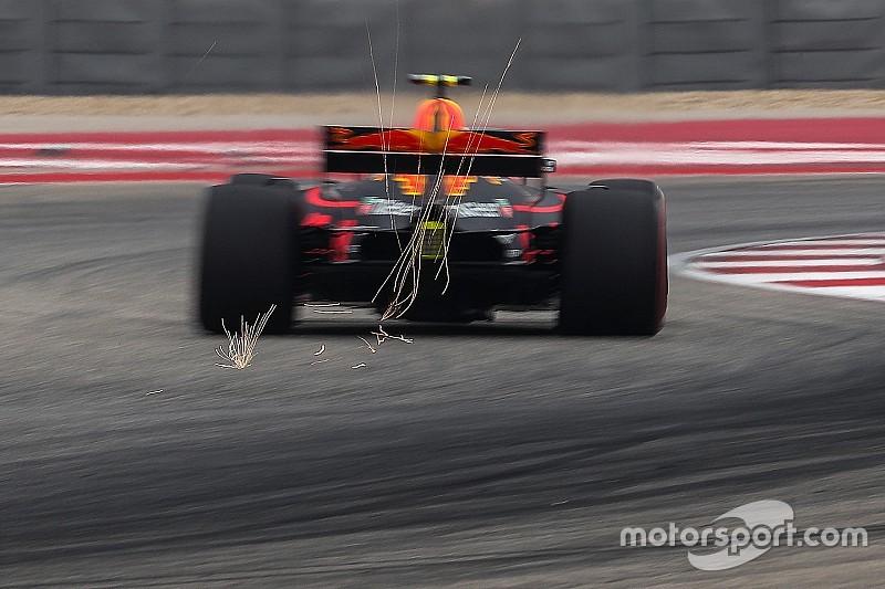 Mercedes, Austin'deki yeni bordürlerin faydalı olacağından emin değil