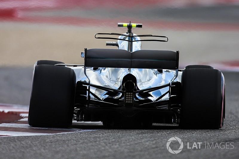 Mercedes: resta il passo lungo nel 2018 ma studia l'assetto Rake