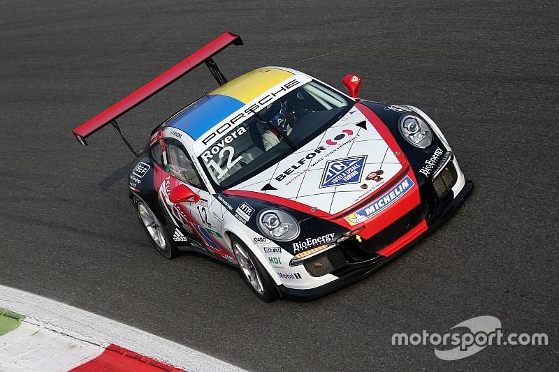 Carrera Cup Italia, Monza: Rovera-pole su Pera all'ultimo respiro!