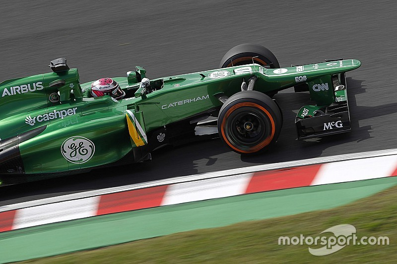Ex-Caterham F1 employees finally get small sum