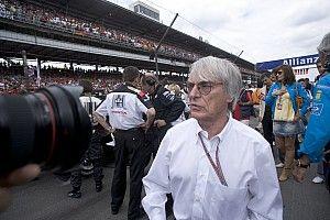 Ross Brawn quiere ser el nuevo jefe de la F1, asevera Ecclestone