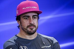 Alonso pode correr em Daytona como preparação para Le Mans