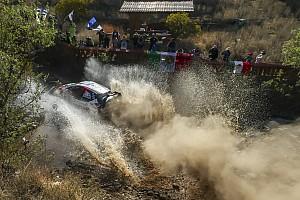 WRC Топ список Галерея: перший пил та броди сезону WRC-2018