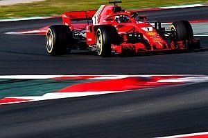 Райкконен остался лидером в последний день тестов Формулы 1