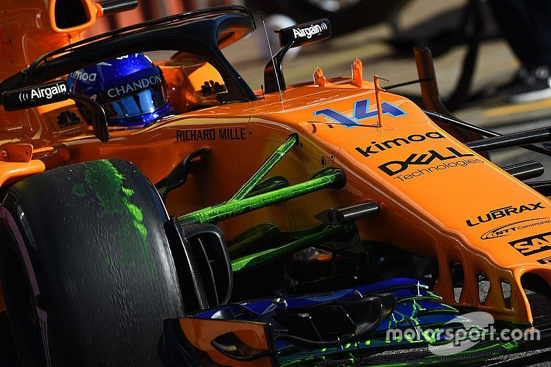 "alonso's input on 2019 mclaren f1 car ""very valuable"" - norris"