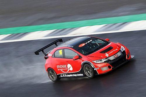 UK: Ollie Taylor vola nei primi test di Silverstone