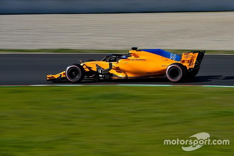 McLaren объявила состав пилотов на тесты в Барселоне