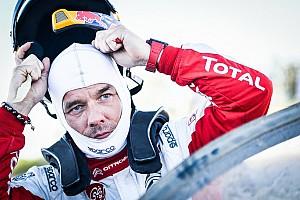 WRC Son dakika Loeb: Korsika etabını bilmemek benim için büyük bir dezavantaj