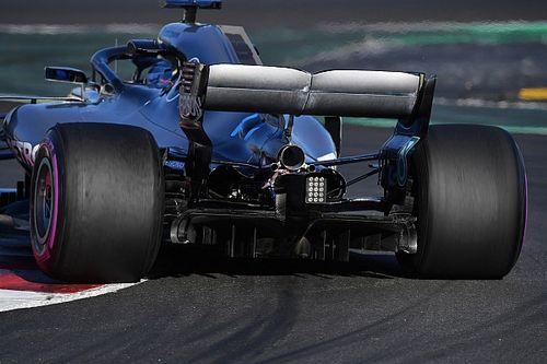 """Bottas: """"Toujours des soucis de cloquage sur les pneus plus tendres"""""""
