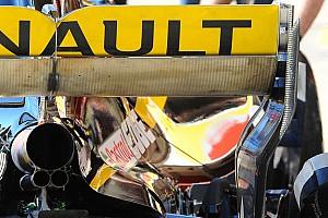 Formula 1 Breaking news Renault ramps up blown wing push