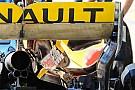 Renault, egzoz beslemeli kanadı geliştirmek için zorluyor