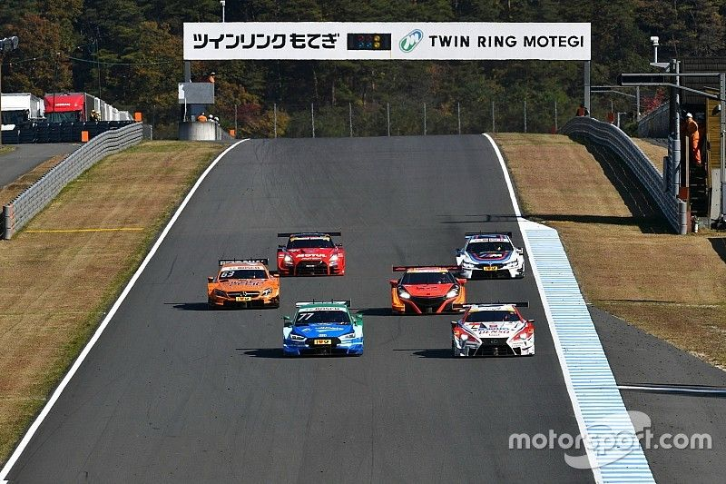 El Super GT y el DTM se juntarán en Fuji