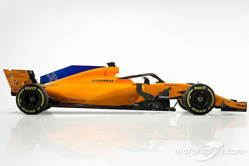 """New F1 livery shows McLaren """"listening to fans"""""""