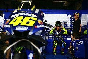 """Rossi dice estar """"bastante preocupado"""""""