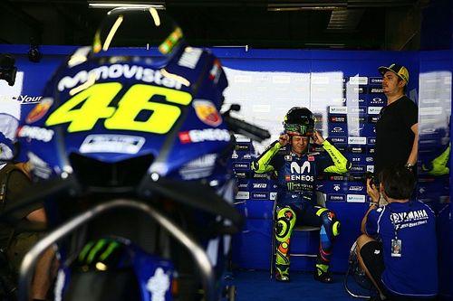 """Rossi: """"Estoy bastante preocupado"""""""