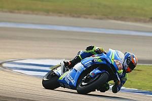 MotoGP Reaktion Suzuki nach Thailand-Test: Bessere Vorbereitung als im Vorjahr