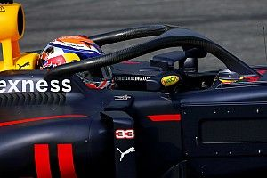 "Verstappen dreading ""very ugly"" halo on 2018 F1 car"