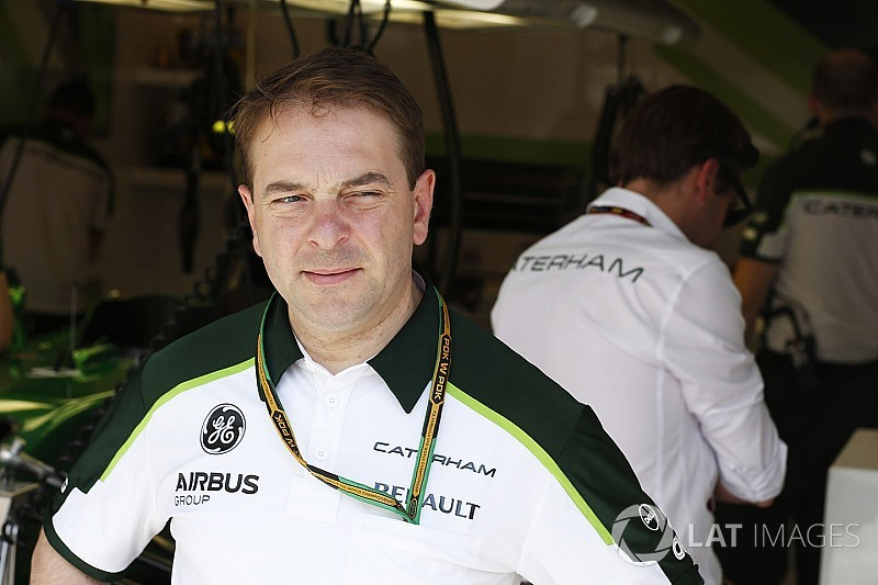 Ex-Caterham F1 boss Ravetto joins ByKolles squad