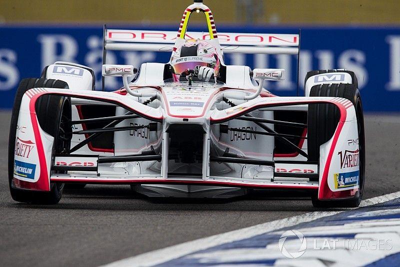 Dragon Racing tiene un nuevo piloto de reserva