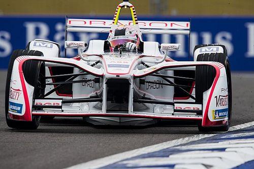 Günther test- en reservecoureur bij FE-team Dragon Racing