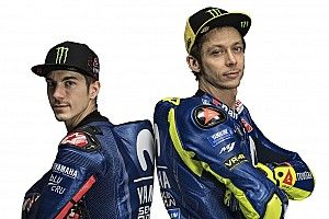 Viñales hoopt op contractverlenging van teamgenoot Rossi