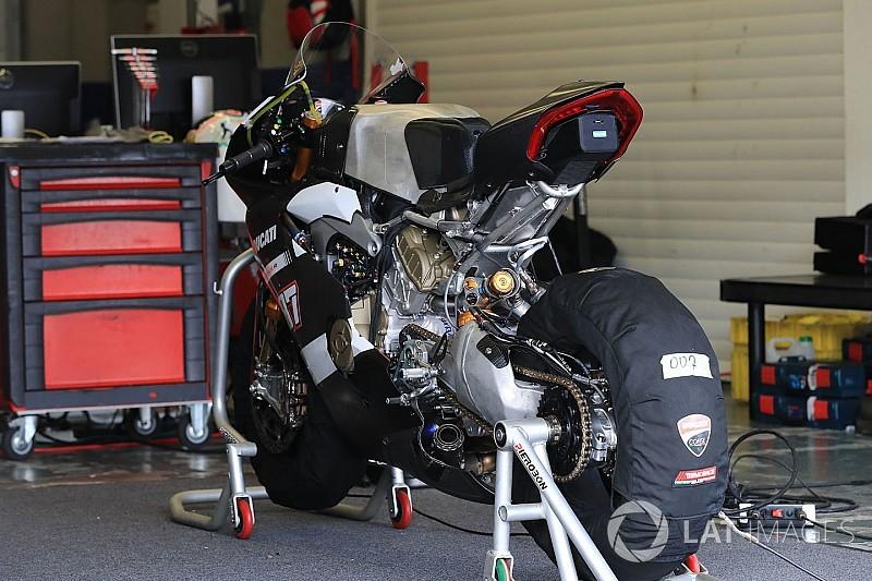 Panigale V4: Lenkt Ducati nach Donington den Fokus auf 2019?