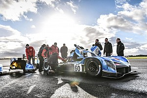 WEC Breaking news VIDEO: Penampilan perdana Ginetta G60-LT-P1 di trek