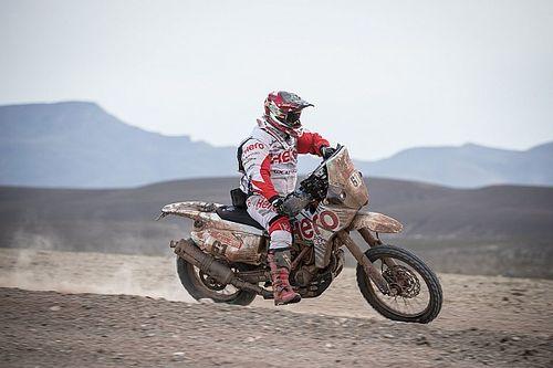 Oriol Mena, el mejor rookie del Dakar 2018 y en el top 10