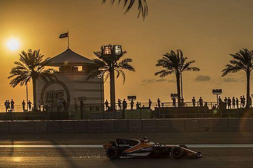 """Alonso tras dar 115 vueltas: """"Los Pirelli 2018 van bastante bien"""""""