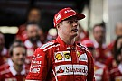 Formula 1 VIDEO: Raikkonen dan rasa