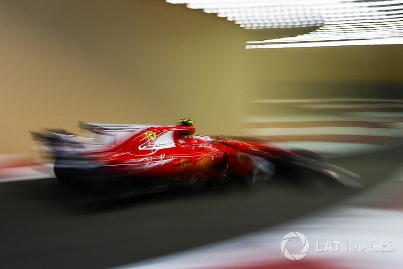 "Räikkönen: ""Ho raccolto tanti dati cercando comunque di spingere"""