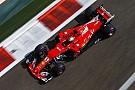 F1 Vettel lidera los primeros libres del GP de Abu Dhabi