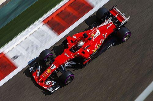 FP1 GP Abu Dhabi: Vettel ungguli Hamilton dan Verstappen