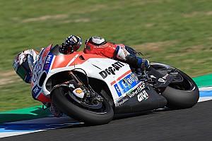 Test Jerez, Giorno 2: Dovizioso porta in vetta la Ducati