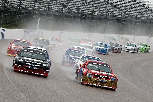 Stock car Special feature The secrets behind the oval series that races in the rain