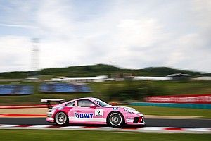 Porsche-Supercup: Thomas Preining siegt am Hungaroring