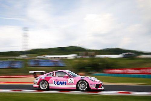 Porsche-Supercup: Thomas Preining siegt am Hungaroring