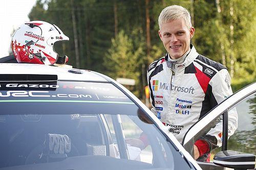 رالي فنلندا: أوت تاناك في الصدارة مع نهاية مراحل الجمعة