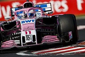 "Una empresa de bebidas energéticas no piensa ""renunciar"" a la compra de Force India"