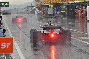 Las mejores fotos del sábado del GP de Hungría