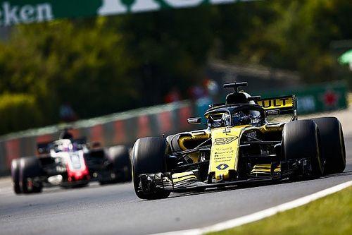 Renault introducirá un nuevo suelo en el GP de Bélgica