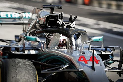 Hungarian GP statistics: Hamilton reigns again at Hungaroring