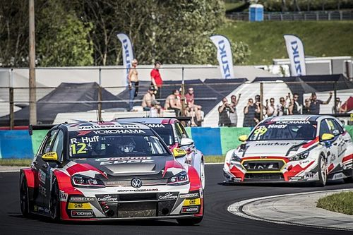 Rob Huff regala il primo successo alla Volkswagen in Gara 2