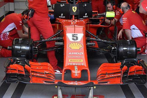 Технический анализ: Ferrari привезла в Испанию не одни зеркала на Halo